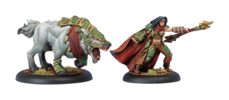 Circle Orboros Kaya the Moonhunter & Laris (2)